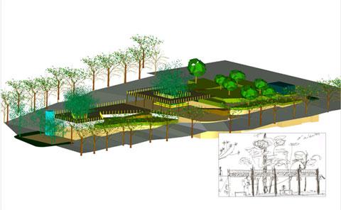 Paisajista madrid jardiner a ecol gica dise o de jardines for Jardineria ecologica